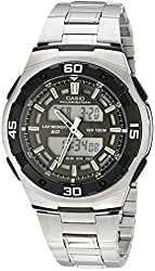 Casio Men's AQ164WD-1AV Ana-Digi Sport Watch