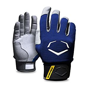 Buy Evoshield Adult Pro Batting Gloves 1 Pair by EvoShield