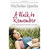 A Walk To Rememberby Nicholas Sparks