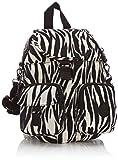 Kipling Unisex-Adult Firefly N Backpack K13108B85 Black Zebra