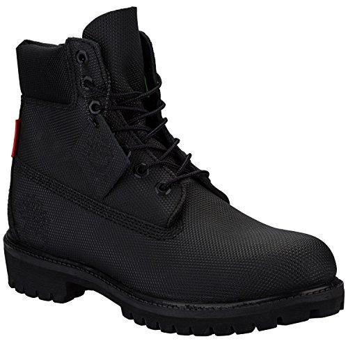 TimberlandTimberland 6 - Pantofole a Stivaletto uomo , Nero (nero), 43 EU