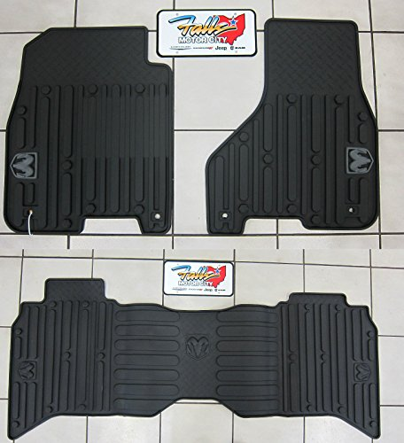 Top Best 5 Ram 1500 Crew Cab Floor Mats For Sale 2016