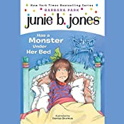 Junie B. Jones Has a Monster Under Her Bed, Book 8 | Barbara Park