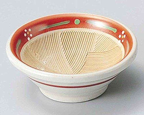 Plum Flower 7.5cm Set of 2 Mortars White Ceramic Made in Japan
