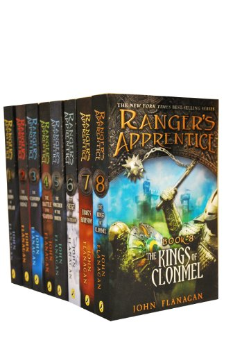 Rangers Apprentice Bundle: Books 1-8, John Flanagan