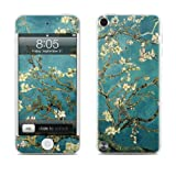 Apple iPod Touch 5th Gen Decalgirl skin - Van Gogh Blossoming Almond Tree - High quality precision engineered skin sticker for the iPod Touch 5 / 5g / 5th generation (16gb / 32gb / 64gb) latest model launched in 2012 / 2013