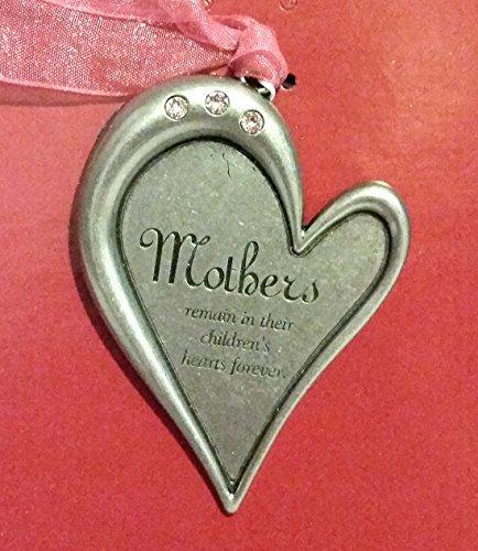 Swarovski Crystal Ornament: Mother - Pink by Gloria Duchin