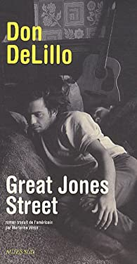 Great Jones Street par DeLillo