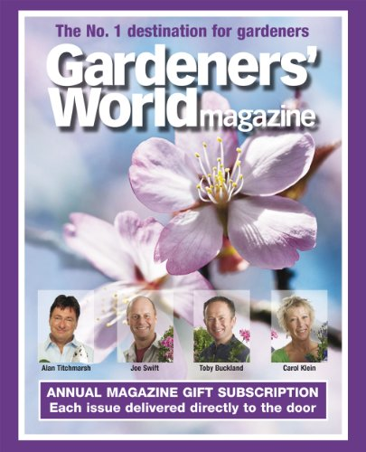 Gardeners' World Subscription Gift Pack ( 12 issues)