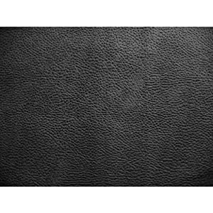 Amazon Com Softline Black Leather Look Bolster Pillows