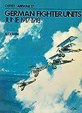 img - for Airwar 17: German fighter units - June 1917-1918 book / textbook / text book