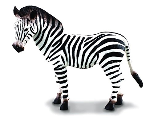 CollectA Common Zebra Figure