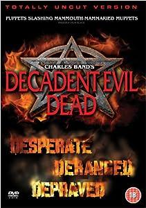 Decadent Evil [DVD]