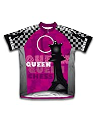 Queen Short Sleeve Cycling Jersey for Women