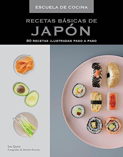 RECETAS BASICAS DE JAPON