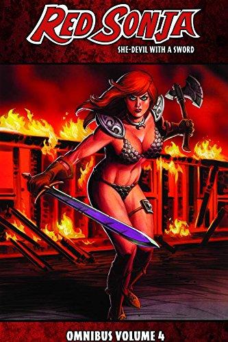 Red Sonja Omnibus Volume 4