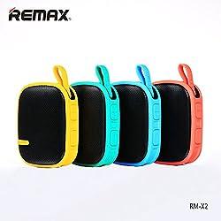 Remax Music Box Rb-X2 Mini Bluetooth Speaker Aux Tf Card Handsfree