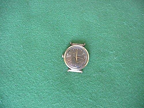 Vintage Hamilton Electric Wristwatch 500 - Parts Or Repair - Preowned