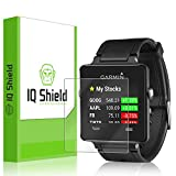 IQ Shield Garmin Vivoactive HD Clear Screen Protector - Retail Packaging