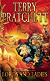 Terry Pratchett Lords And Ladies: (Discworld Novel 14): A Discworld Novel (Discworld Novels)