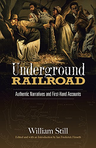 the dramatic first hand account of daring escapes to freedom in the underground railroad