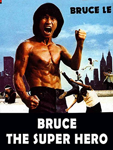 Bruce The Super Hero