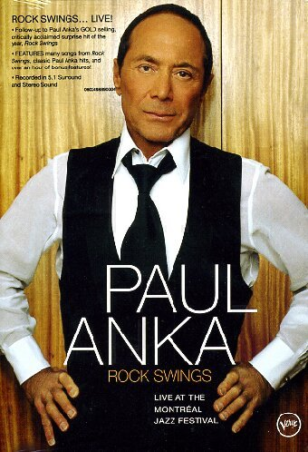 Anka;Paul Rock Swings Live at