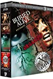 echange, troc Coffret 3 DVD fantastique : X cross / Organizm / Buried alive