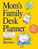 Moms Family 2014 Desk Planner