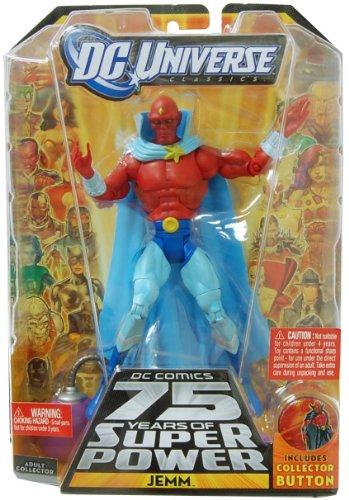 DC Universe Classics Jemm Figure - 1