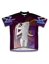 Aquarius Short Sleeve Cycling Jersey for Women