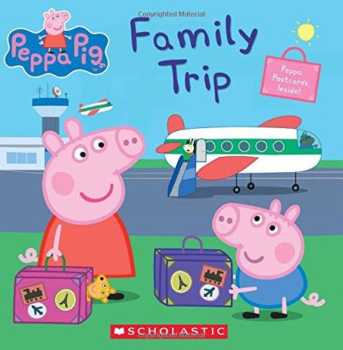 Family Trip (Peppa Pig) (Tapa Blanda)