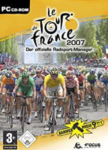 Tour de France 2007 - Der Offizielle Radsport Manager (Hammerpreis)