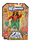 DC Universe DC Comics 75 Years of Super Power Wave 14 Classics Series 6 Inch Tall Action Figure #7 - GREEN LANTERN with Lantern and Ultra-Humanite's Right Leg Plus Collector Button (R5792)
