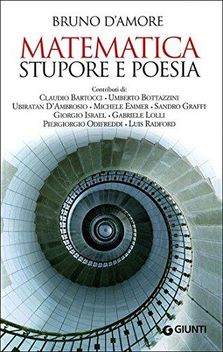 Matematica stupore e poesia Saggi Giunti PDF