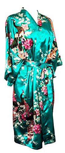 CCCollections Bademantel Robe Wäsche -Nachtabnutzung Kleidbrautjunfer Junggesellinnenabschied