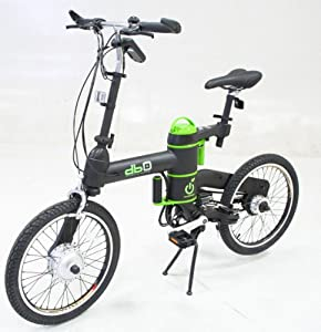 db0-3.0 Electric Folding Bike