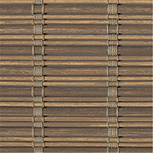 Bali shades blinds sliding panels woven wood material spree loft t0743 window - Woven wood wall panels ...