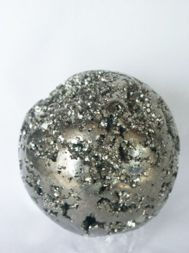 3.75-High-Grade-Iron-Pyrite-Sphere,-T1.10