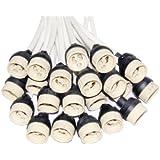 10 GU10 Lamp Holder Base New Regulation Bulb Connector 240v GU10 Mains Holders