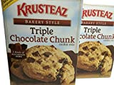 Krusteaz Bakery Style Cookie Mix Triple Chocolate Chunk