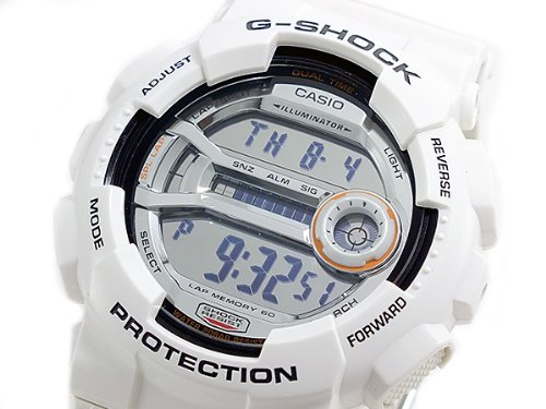 Casio CASIO G shock L-SPECK digital watch GD110-7 white [parallel import goods]