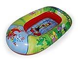 CantaJuego - Barca hinchable (Saica Toys 9057)