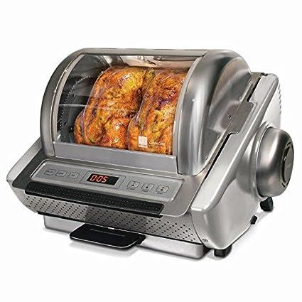 Ronco ST5250SSGEN EZ Store Rotisserie Oven