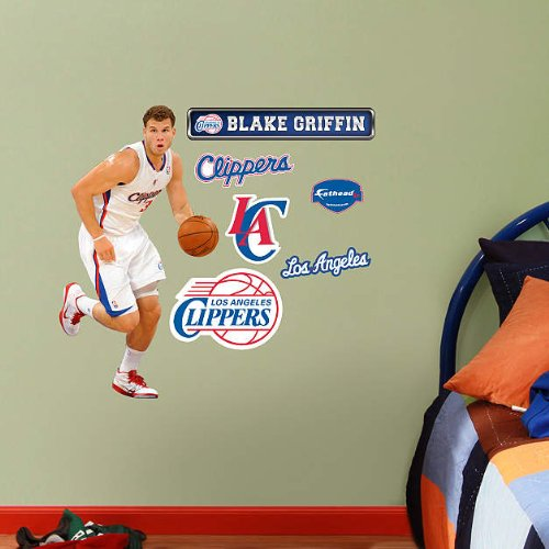 NBA Blake Griffin Los Angeles Clippers Fathead Jr.