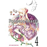 Pandora Hearts, Vol. 4 ~ Jun Mochizuki