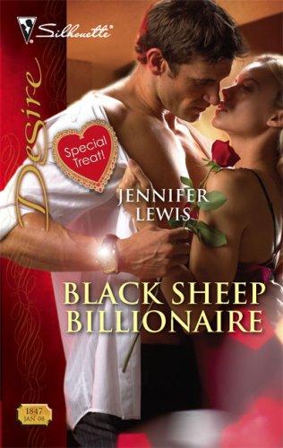 Image of Black Sheep Billionaire (Silhouette Desire)