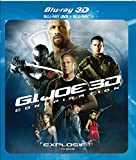G.I. Joe 2 : Conspiration [Combo Blu-ray 3D + Blu-ray 2D]