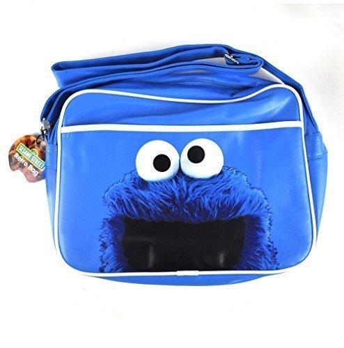 amts-sesame-street-cookie-monster-blau-retro-tasche