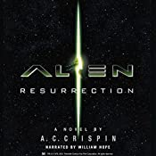 Alien: Resurrection: The Official Movie Novelization | A. C. Crispin